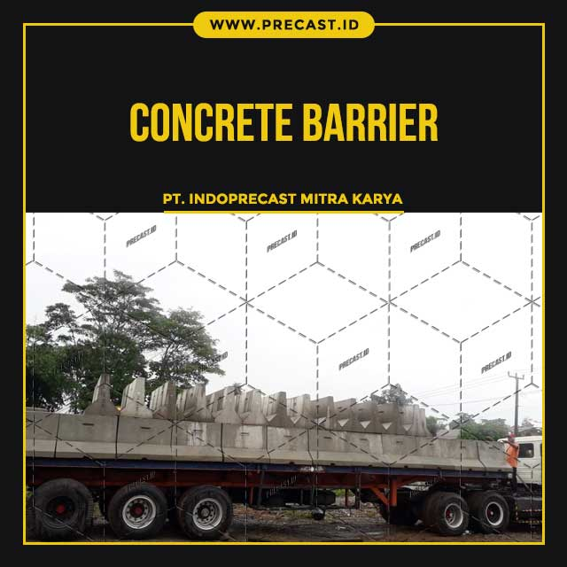 Jual Concrete Barrier