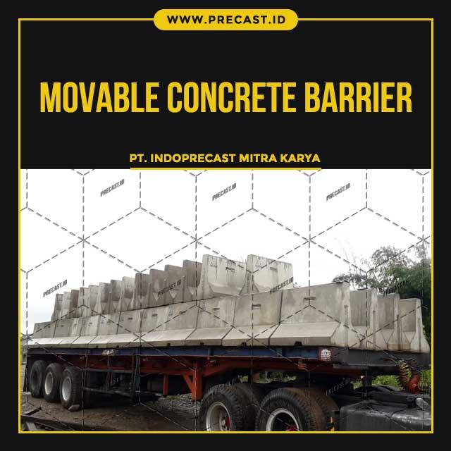 Movable Concrete Barrier