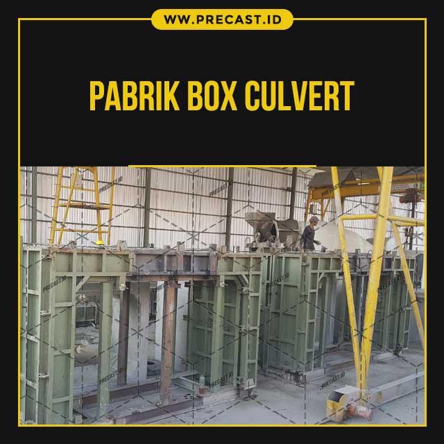 Pabrik Box Culvert