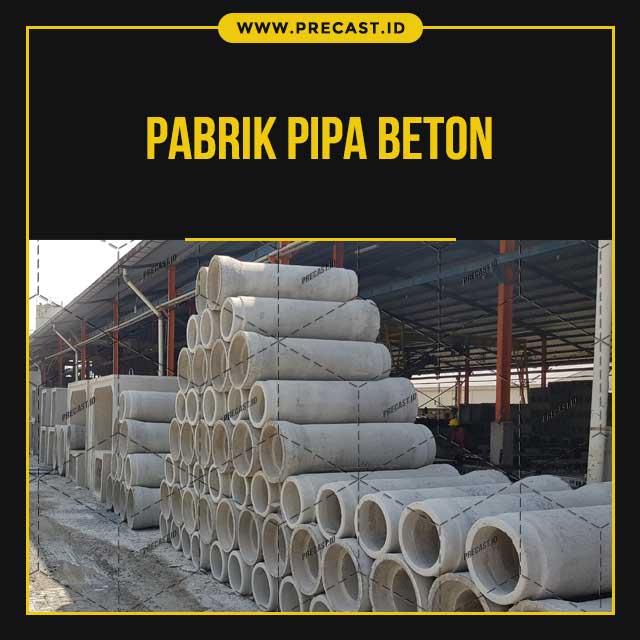 Pabrik Pipa Beton