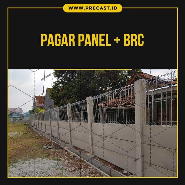 Pagar Panel BRC