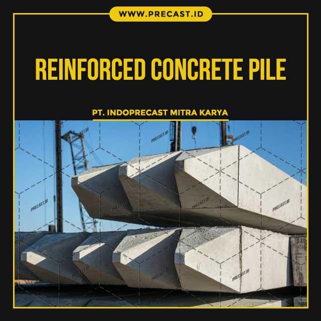 Jual Reinforced Concrete Pile